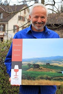 Mario Bollag vom Weingut Terralsole.
