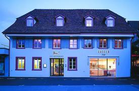Neuer Standort: Das ehemalige Viva in Oberwil.