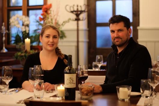 Junge Gastgeber: Olivia Stuber und Lukas von Bidder sind die neuen Gesichter im «Dalbenegg».